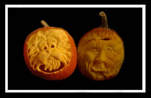 pumpkin sculpting Cool Easy Pumpkin Carvings Patterns